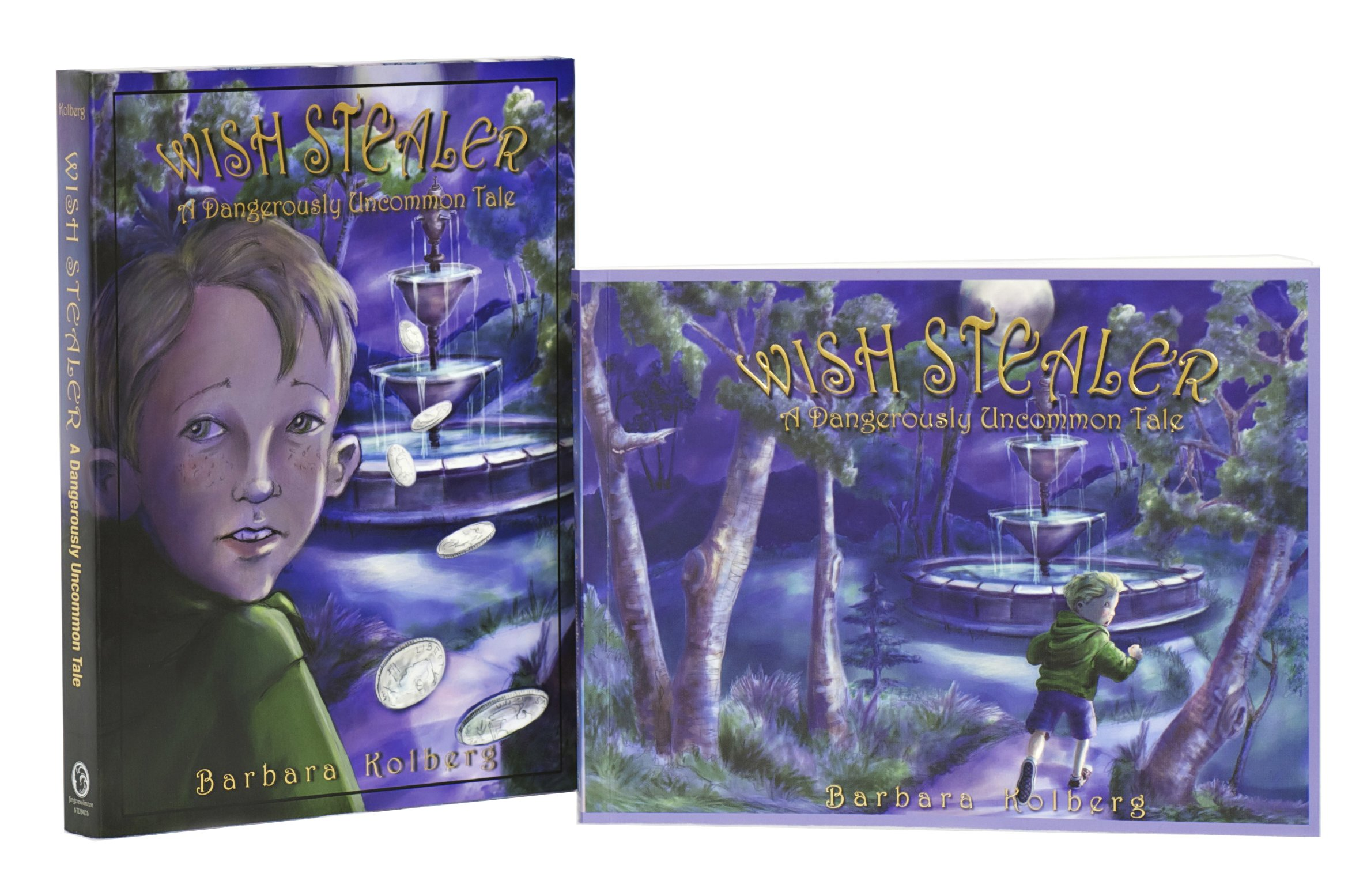 Download Wish Stealer: A Dangerously Uncommon Tale PDF