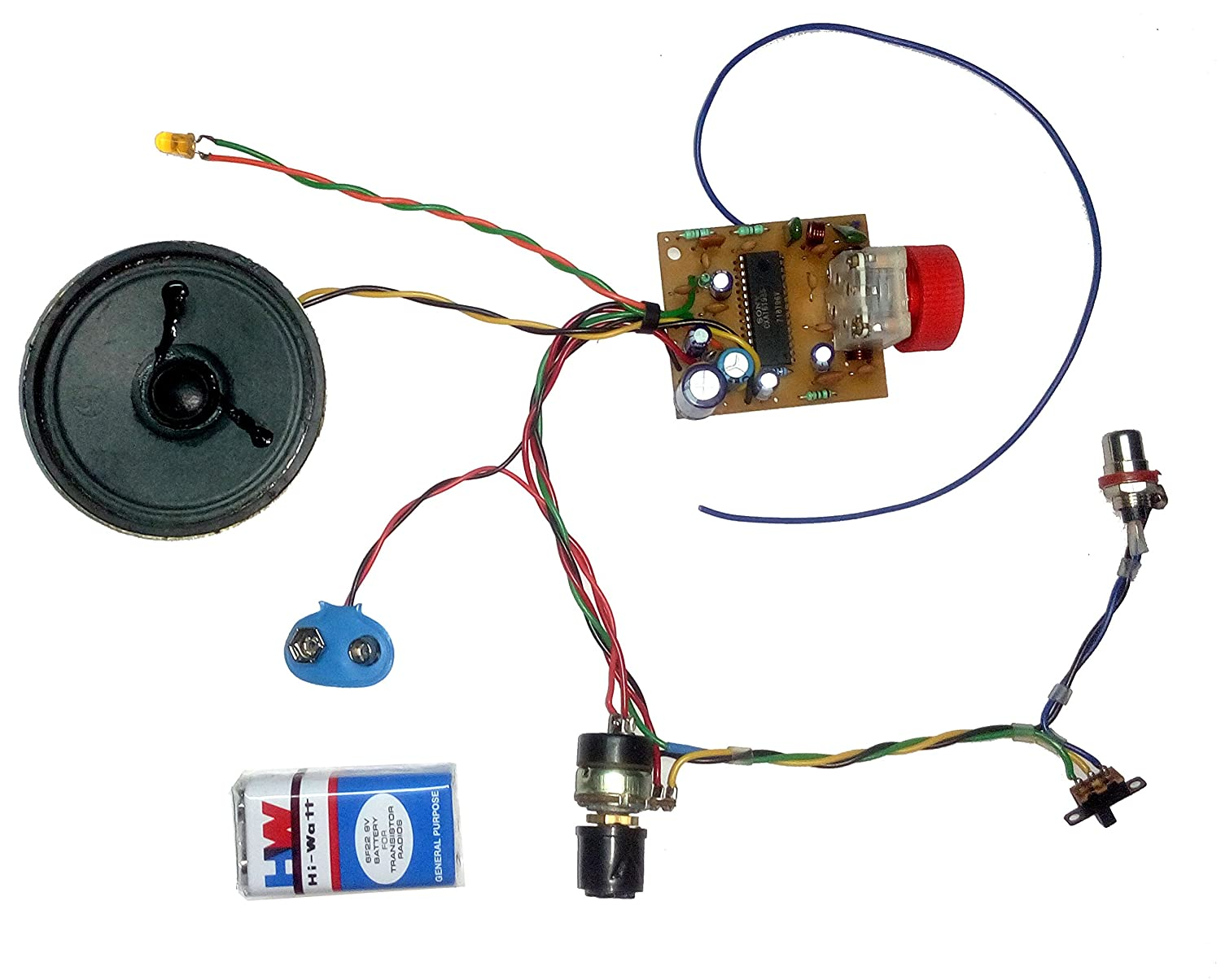 This Is 1 5 Watt Fm Transmitter Circuit This Circuit Should Be Able To