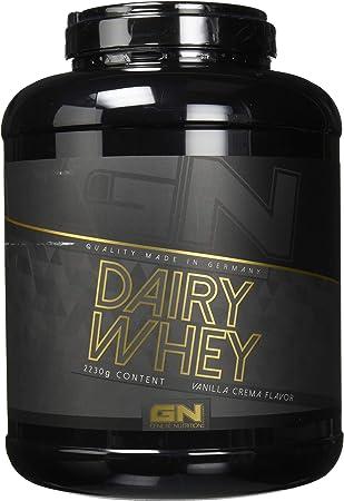 GN Laboratories 100% Dairy Whey Proteinshake Proteína ...