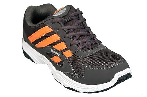 Buy Campus Boys' Grey Sports Shoes - 2