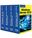 Windows Server 2016: IT Pro Library (English Edition)
