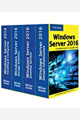 Windows Server 2016: IT Pro Library Kindle Edition