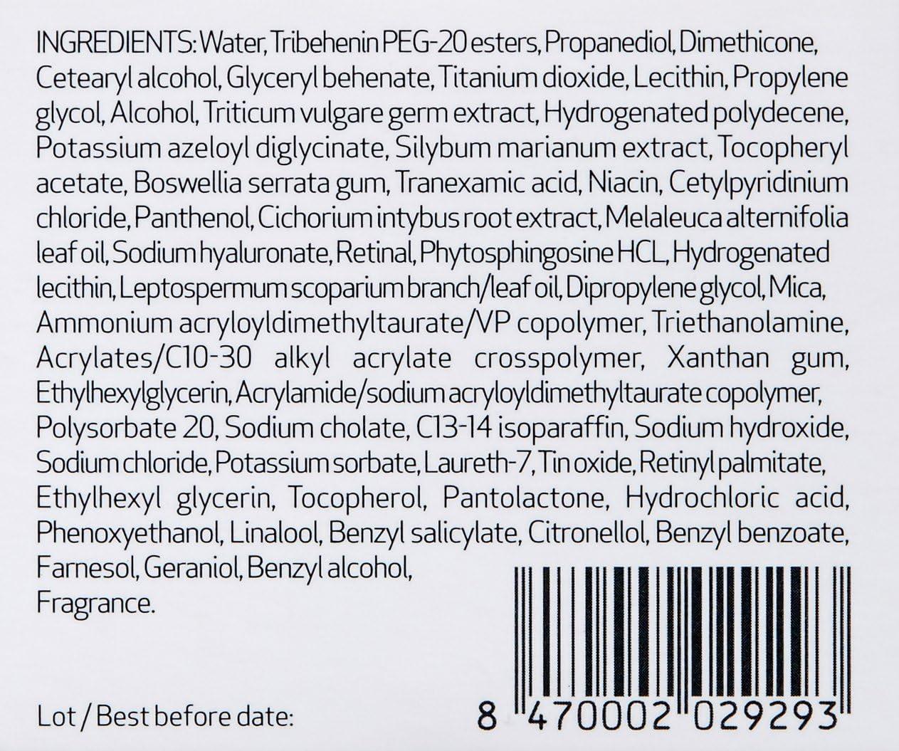 SESDERMA Azelac Crema Hidratante para Pieles con Cuperósis - 50 ml
