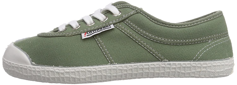 Kawasaki Rainbow SneakersGrün Basic, Unisex Erwachsene SneakersGrün Rainbow (Army Grün) a07694