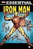 Essential Iron Man, Vol. 4 (Marvel Essentials)