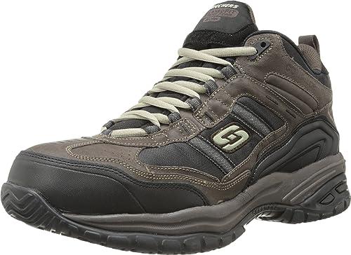 skechers steel toe work shoes near me