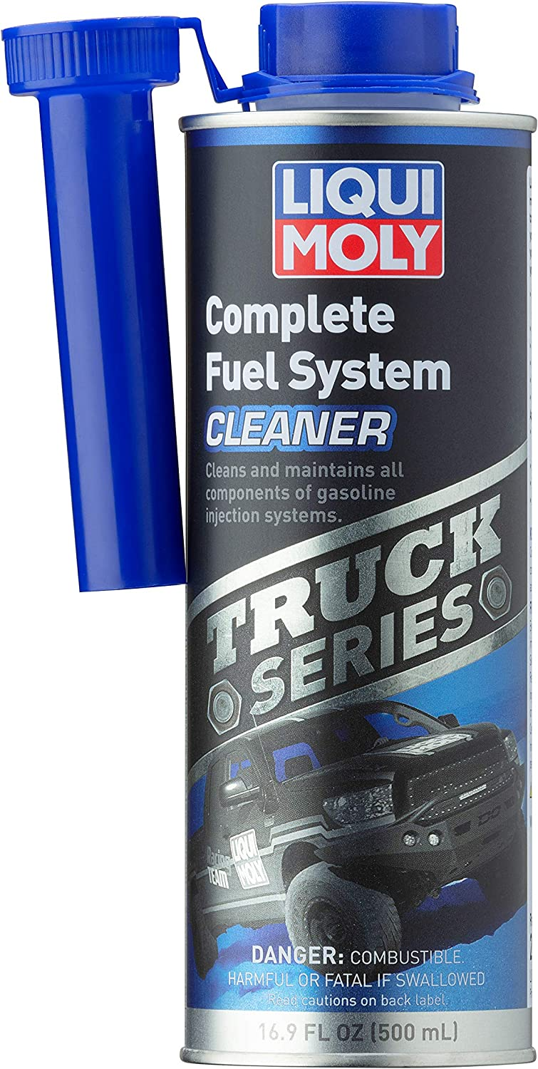 Liqui Moly Truck Series Complete Fuel System Cleaner: Automotive