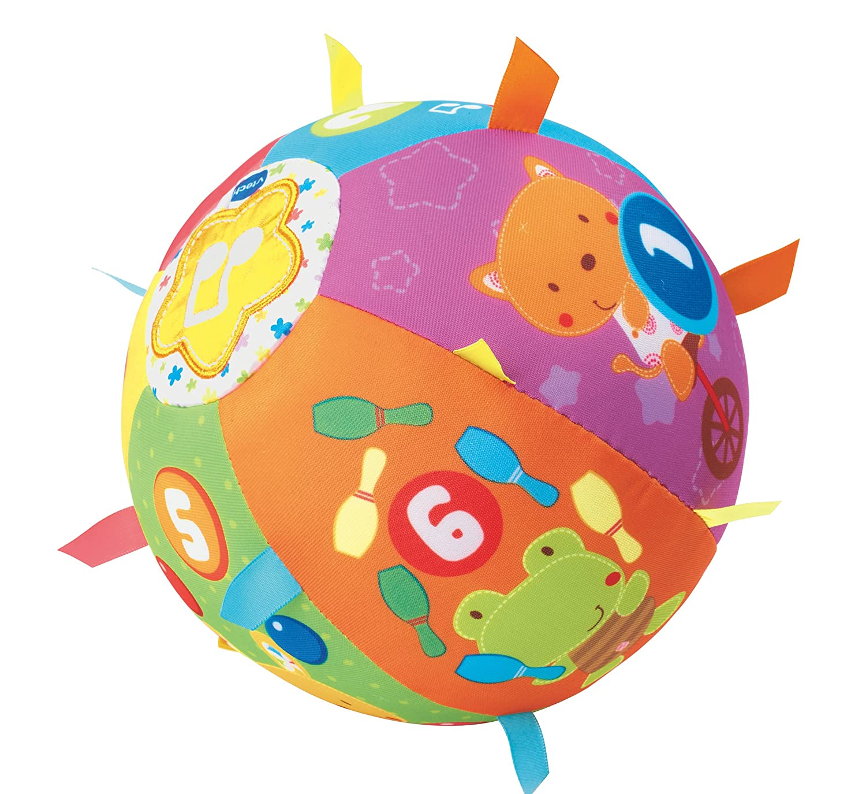 Vtech Baby 166103 Baby Little Friendlies Musical Soft Ball Vtech Baby Little Friendlies