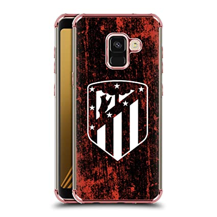 Amazon.com: Official Atletico Madrid Distressed 2017/18 ...
