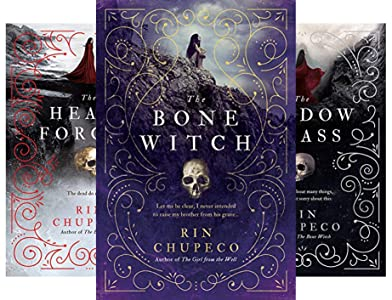 The Bone Witch (3 book series) Kindle Edition