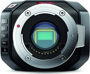 Blackmagic Design Micro Cinema Camera Camcorder Amazon Co Uk Electronics