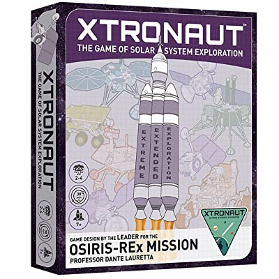 Xtronaut: The Game of Solar System Exploration: Toys & Games