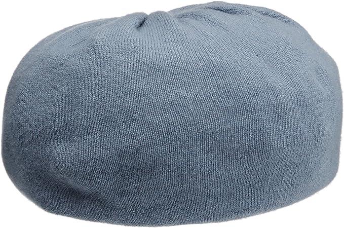 United Colors of Benetton Cashmere Berry Hat Gorro de Punto, Gris ...