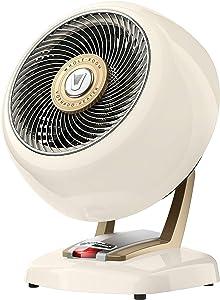 Vornado VHEAT Vintage Metal Heater, Vintage White