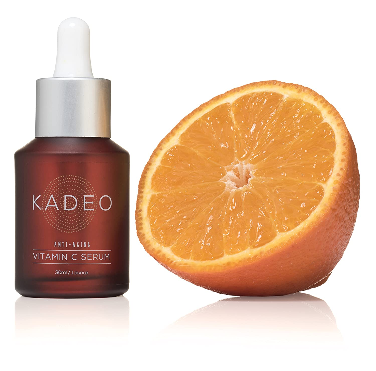Amazon.com: kadeo Anti-Edad Vitamin C Serum con ácido ...