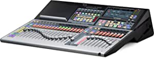 PreSonus StudioLive 32SX Series III S Compact Frame 32-Channel/26-Bus Digital Mixer with AVB Networking and Dual-Core FLEX DSP Engine