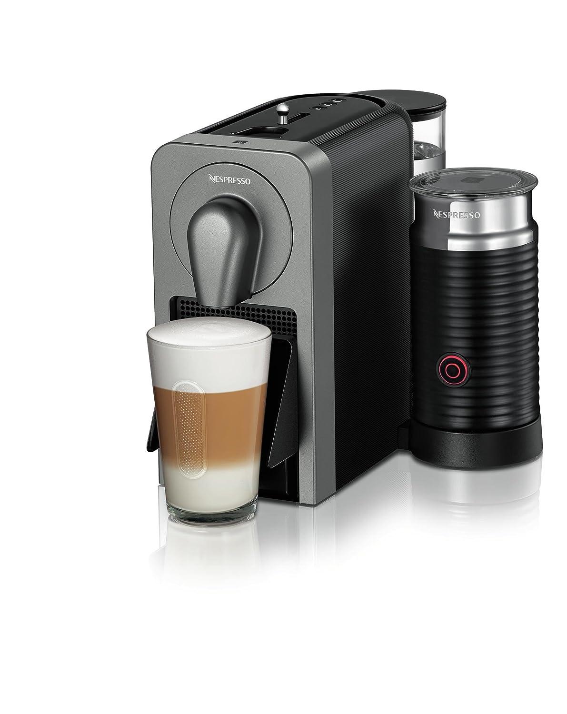 Krups yy5101fd Nespresso prodigio y leche Espresso automática ...