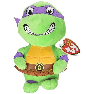Ty Teenage Mutant Ninja Turtles Donatello Mask, Purple, Regular: Toys & Games
