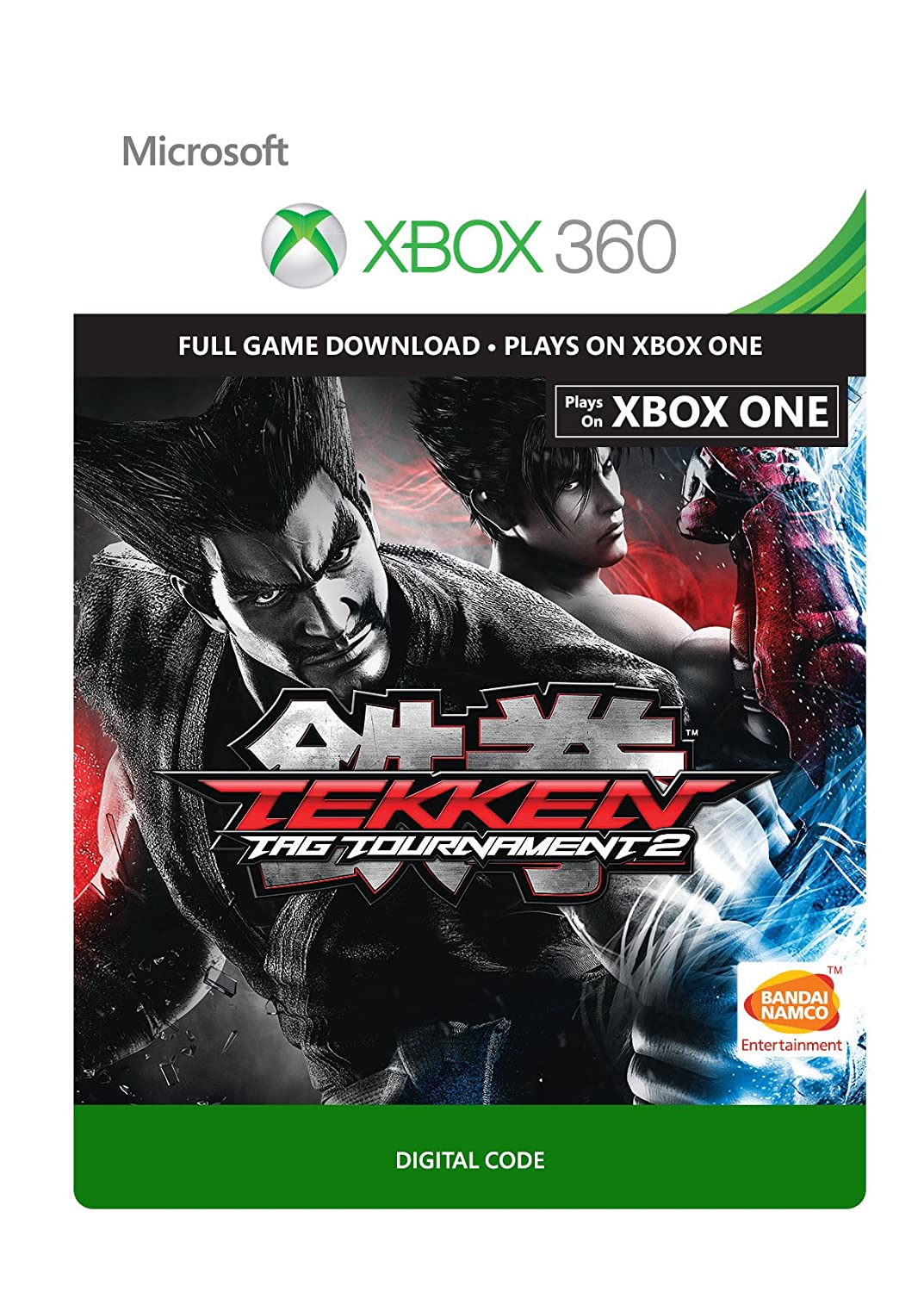 tekken tag tournament 2 xbox 360 digital