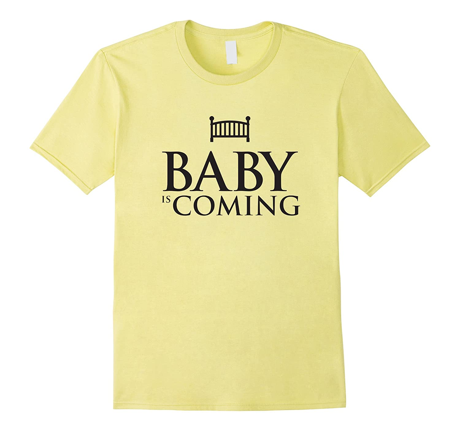 Baby is Coming by Baby Gender Reveal Shirt