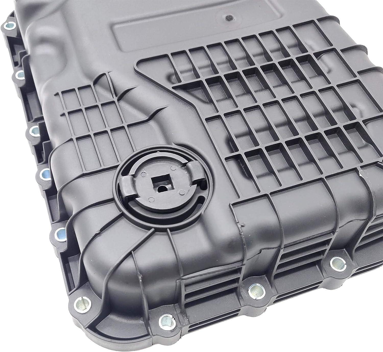 OKAY MOTOR Transmission Oil Pan for 2011-2018 Hyundai Accent Elantra KIA Forte 45280-26100