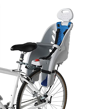 bike and baby carrier