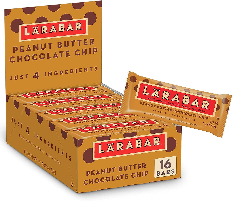 Larabar - Viruta original del chocolate de la mantequilla de ...