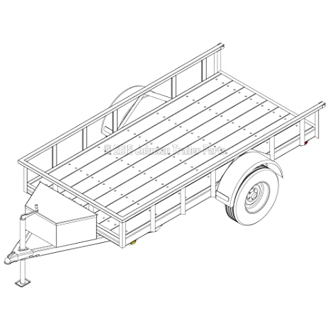Shoreland R Trailer Parts Diagram