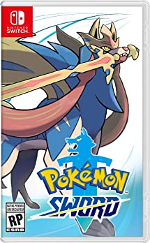 Pokemon Sword Nintendo Switch Nintendo Of Amazon Com