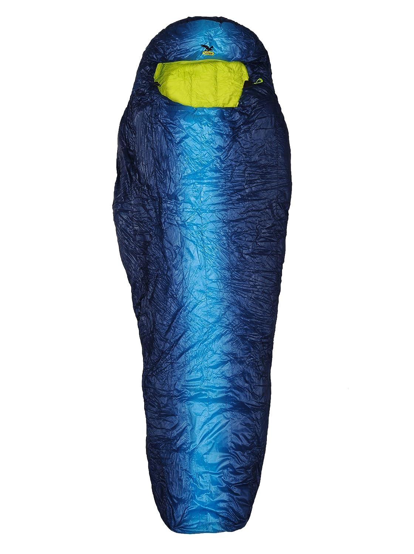 SALEWA Schlafsack Mygration 6 - Saco de dormir momia para acampada, color azul, talla Izquierda: Amazon.es: Deportes y aire libre