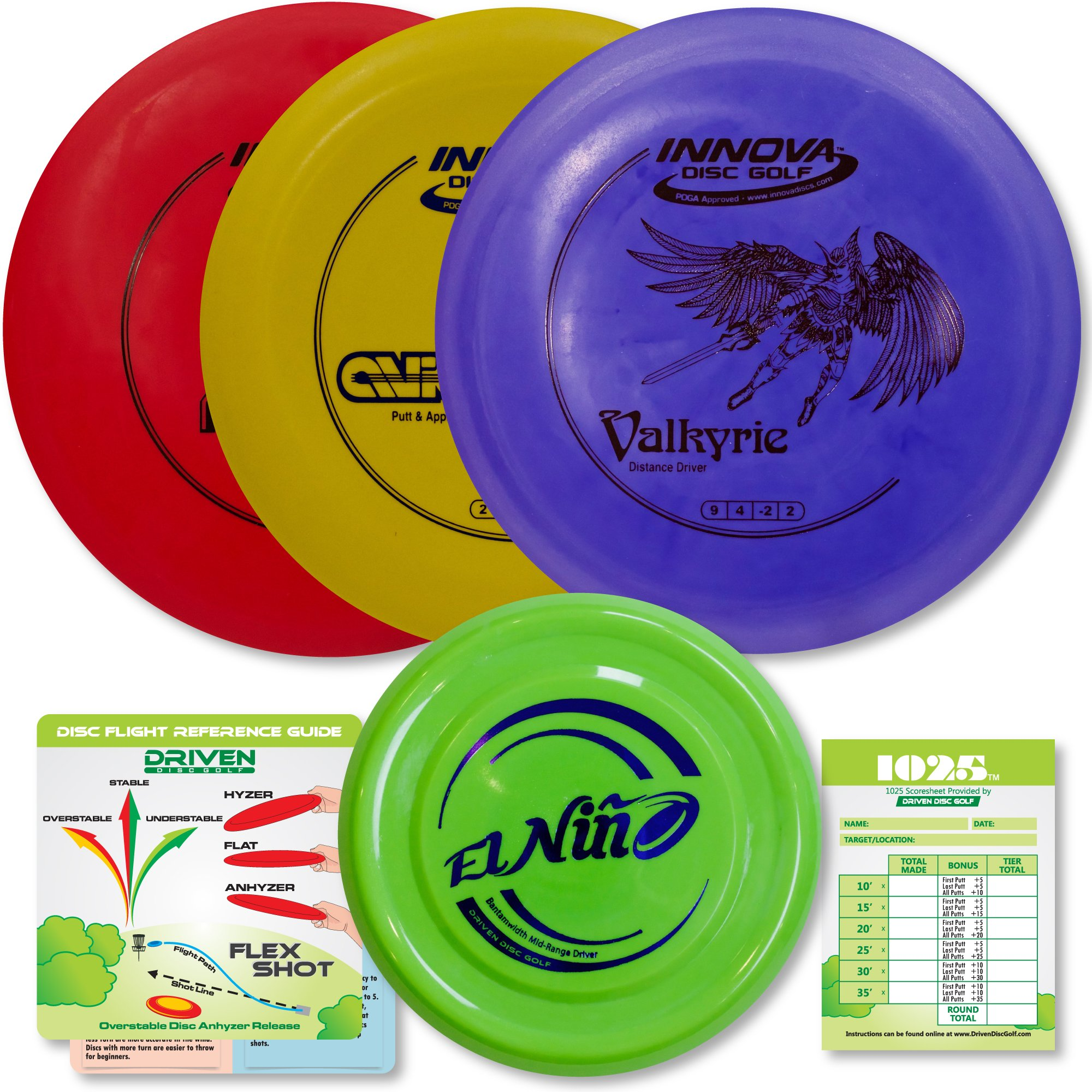 drivers for beginners disc golf