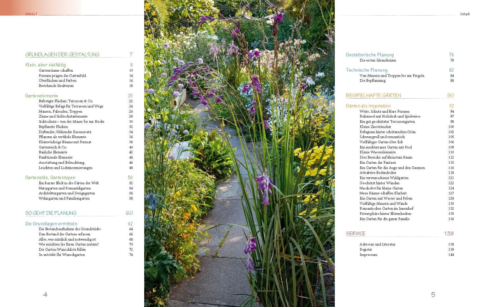 Kleine Gärten Ganz Groß: Gärten Von 50 Bis 200 Qm2 Einfach Planen Und  Gestalten GU Garten Extra: Amazon.de: Tobias Domroes: Bücher