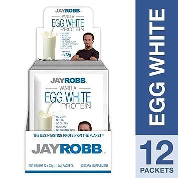 111400eac7 Amazon.com  Jay Robb - Egg White Protein Powder