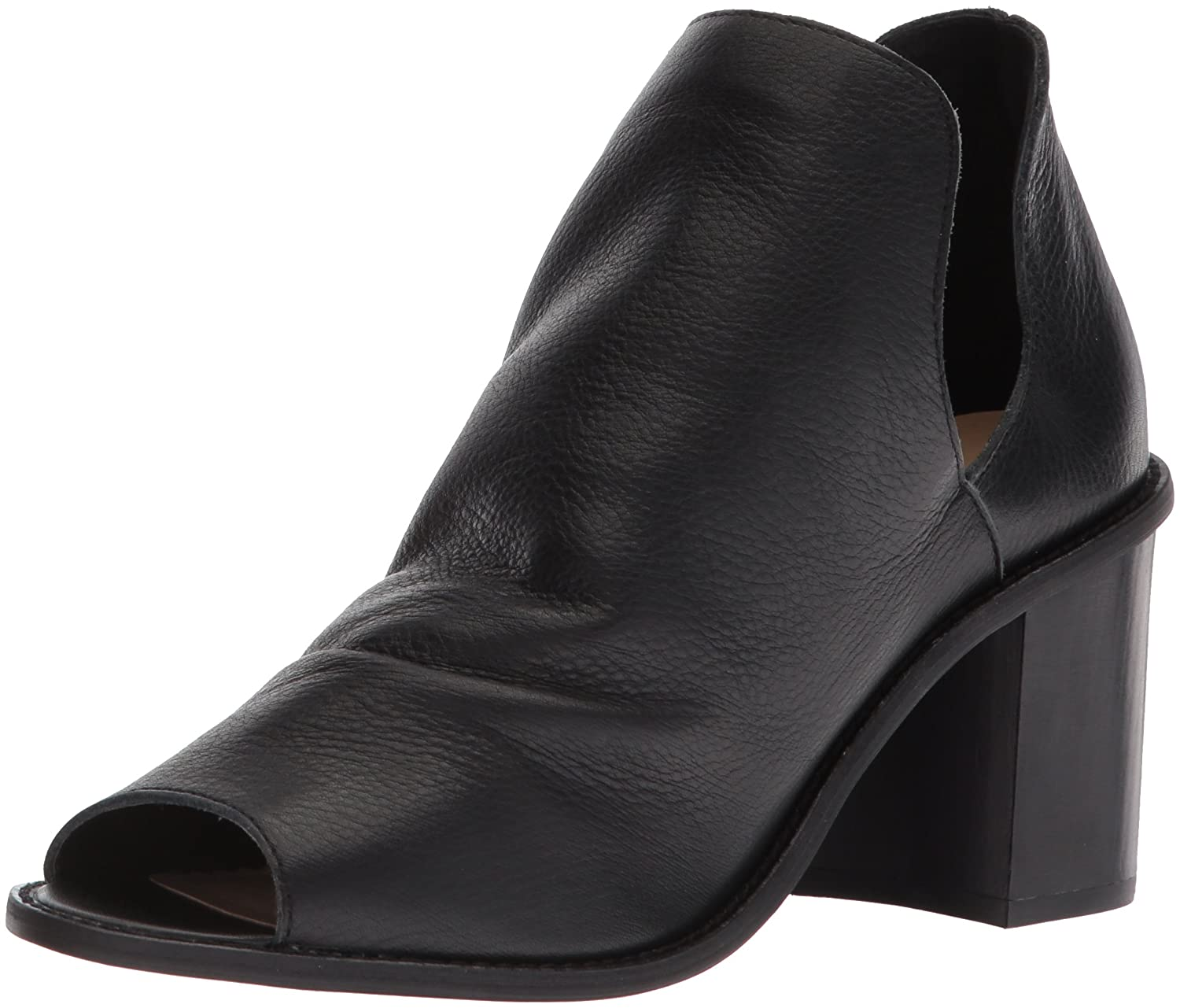 Chinese Laundry Women's Carlita Ankle Boot B076MF11FY 5.5 B(M) US|Black Leather