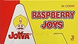 Joyva Raspberry Joys, 1.5-Ounce Packages