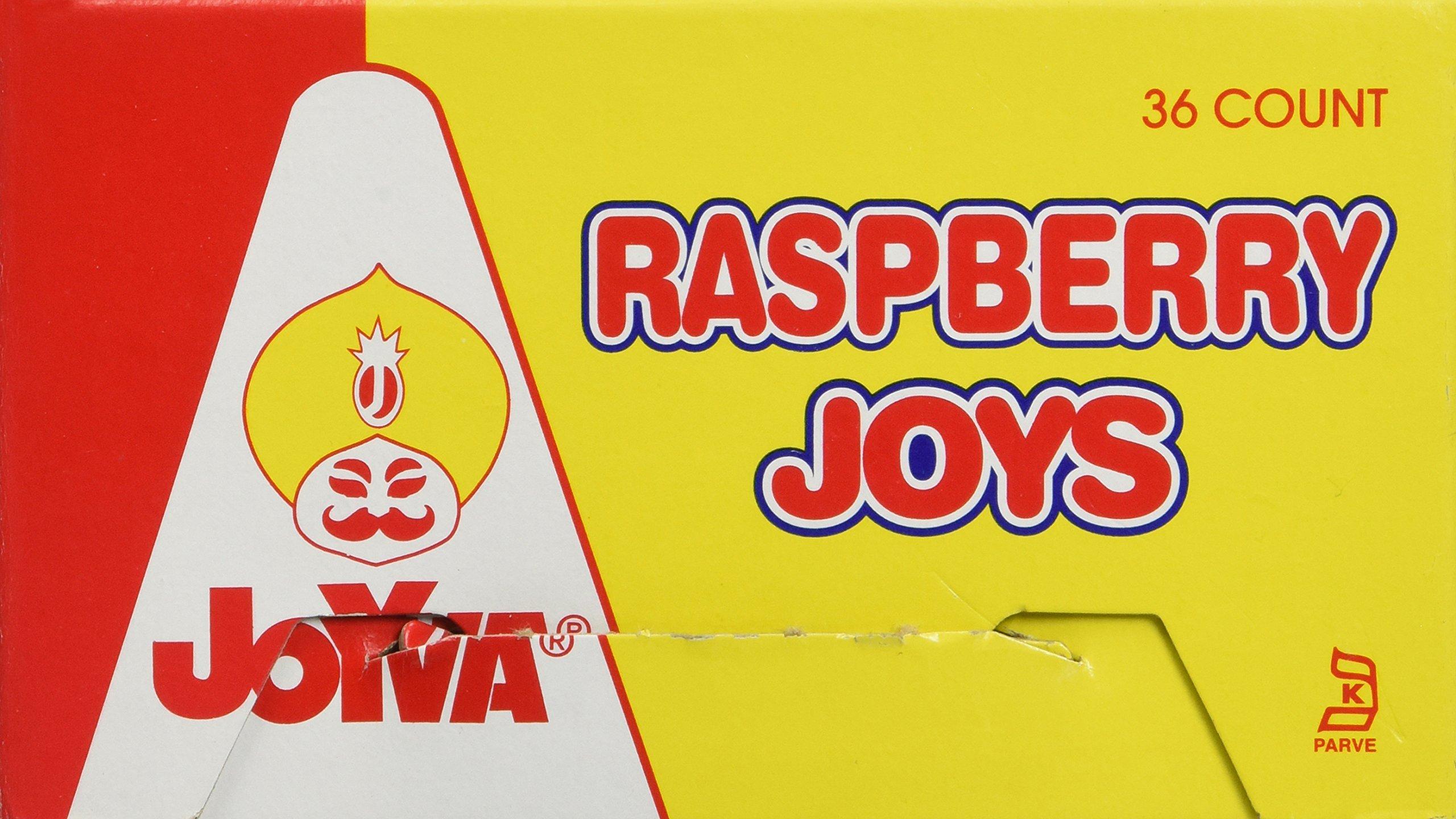Joyva Raspberry Joys, 1.5-Ounce Packages (Pack of 36) by Joyva (Image #5)