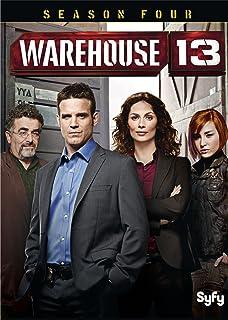 Скачать Warehouse 13 Торрент