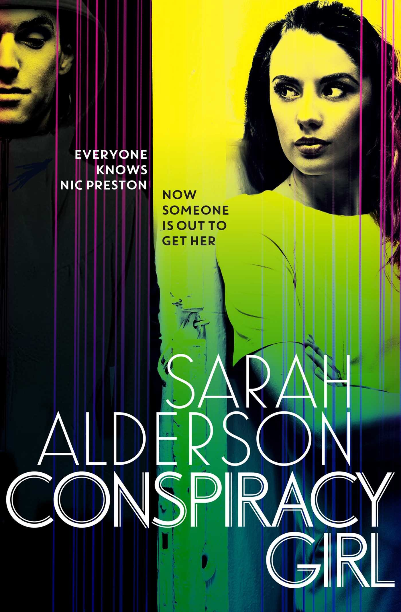 Conspiracy Girl ebook
