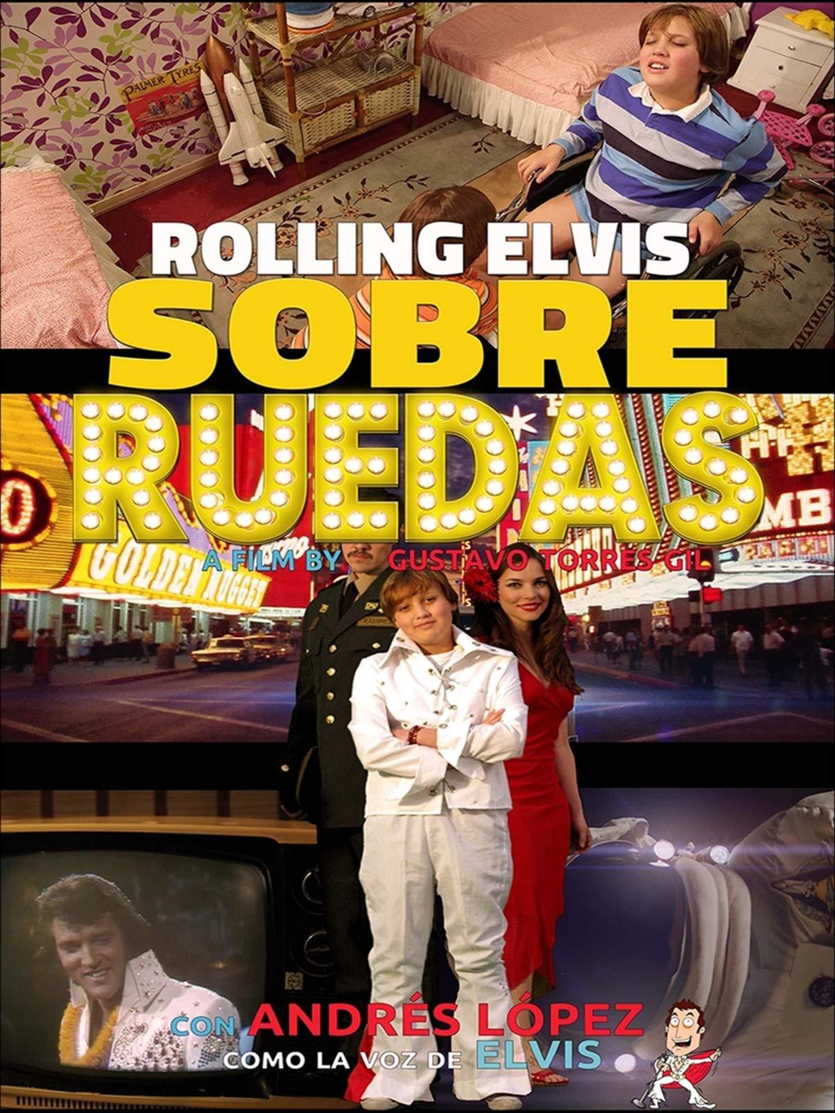 Sobre Ruedas on Amazon Prime Video UK