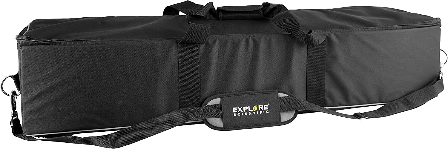 Explore Scientific Soft-Sided Carry case for ED127, ED127CF, DAR127, and DAR152