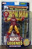 "Marvel Legends ""Gold Ironman"" Variant Series 1"