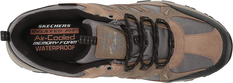 Skechers Men's Selmen Enago Loafer Tan
