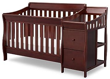 Amazoncom Delta Children Bentley S Convertible Crib N Changer
