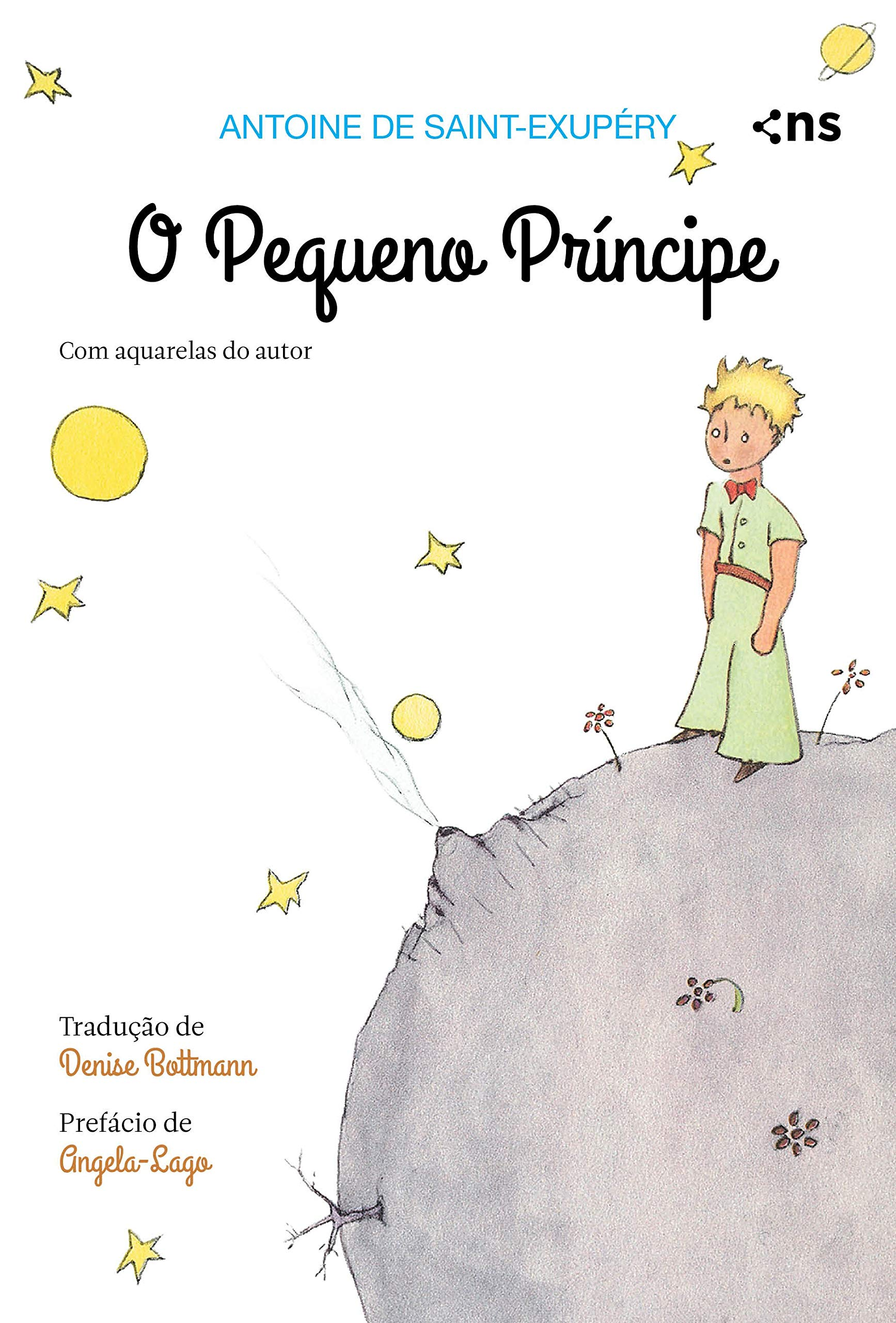 O PEQUENO PRINCIPE - CAPA ALMOFADADA   Amazon.com.br