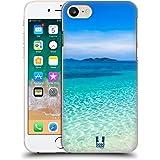 Head Case Designs Tropischer Sandstrand Wundevolle Strände Ruckseite Hülle für Apple iPhone 7 / iPhone 8