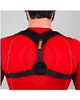 VOELUX Adjustable Posture Corrector Figure 8 Upper Back Brace For Clavicle Support