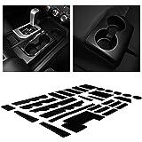 CupHolderHero for Toyota Tundra Accessories 2014-2021 Premium Custom Interior Non-Slip Anti Dust Cup Holder Inserts…