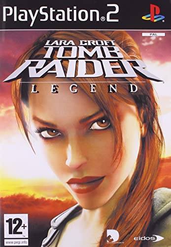 3eefc8631af894 Lara Croft Tomb Raider  Legend (PS2)  Amazon.in  Video Games