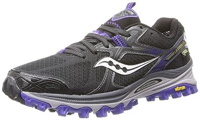 black and purple saucony