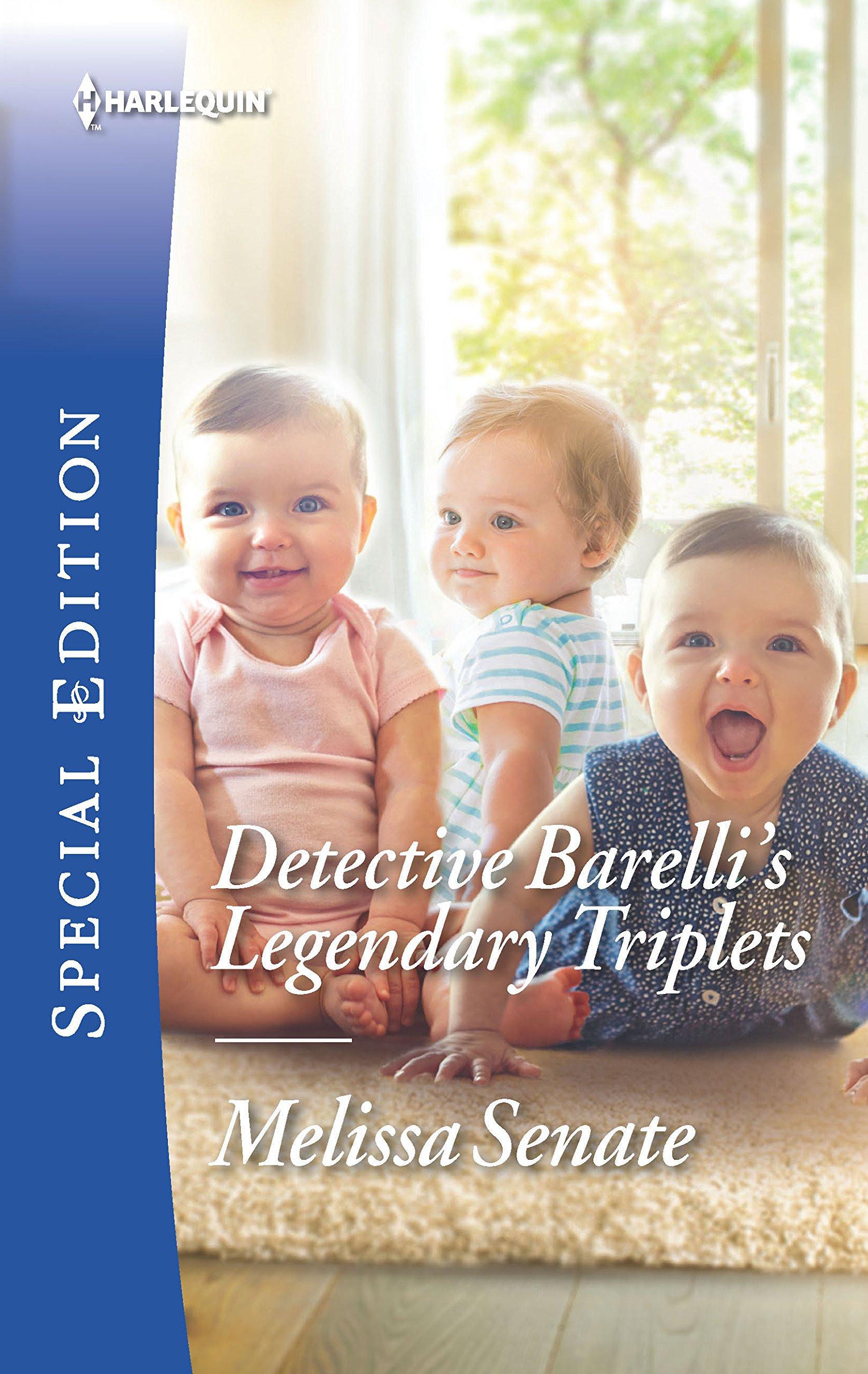 Detective Barelli's Legendary Triplets (The Wyoming Multiples) PDF